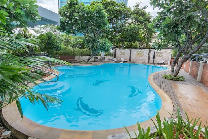 Porn-Uthai Suite - Bangkok - Flat