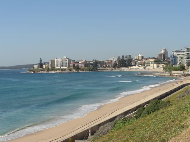 LUXURY BEACHFRONT APARTMENT - Cronulla - Apartment