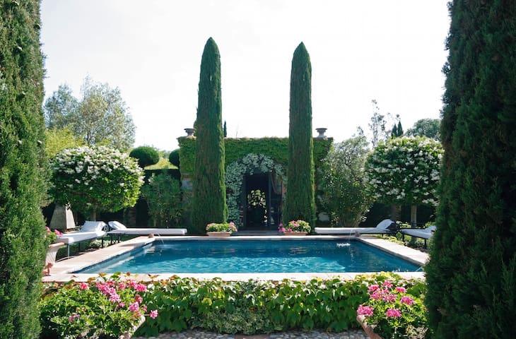 Le Grand Jardin (117340) - Noves - Villa