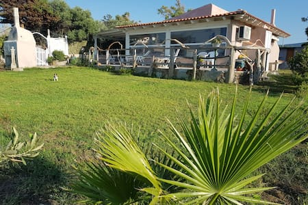La casa in campagna