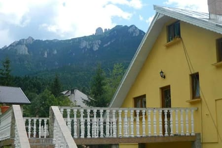 Big house - 100 m from the slopes
