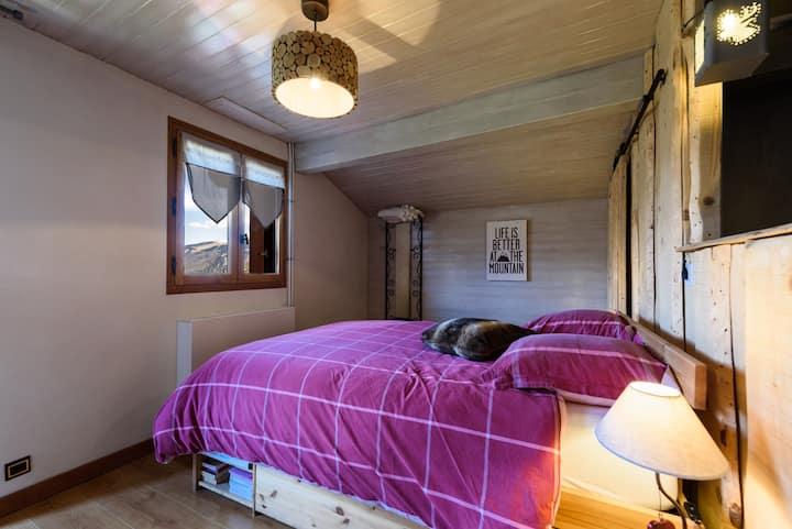 Les Marm'hôtes, chambre cosy pour 2