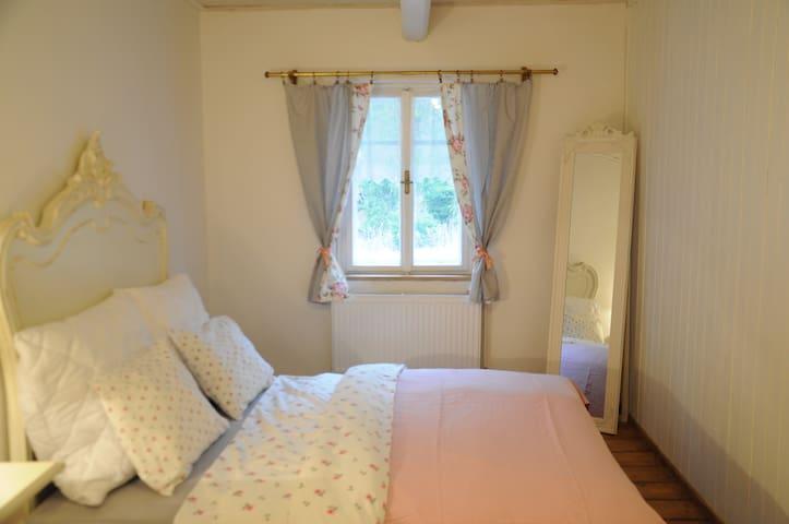 Útulný pokojík jako pro princezny - Horní Maršov - Bed & Breakfast