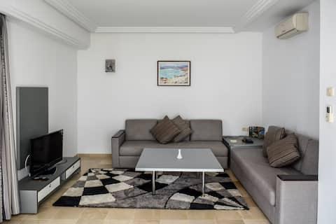 Appartement 407  dans une résidence Touristique