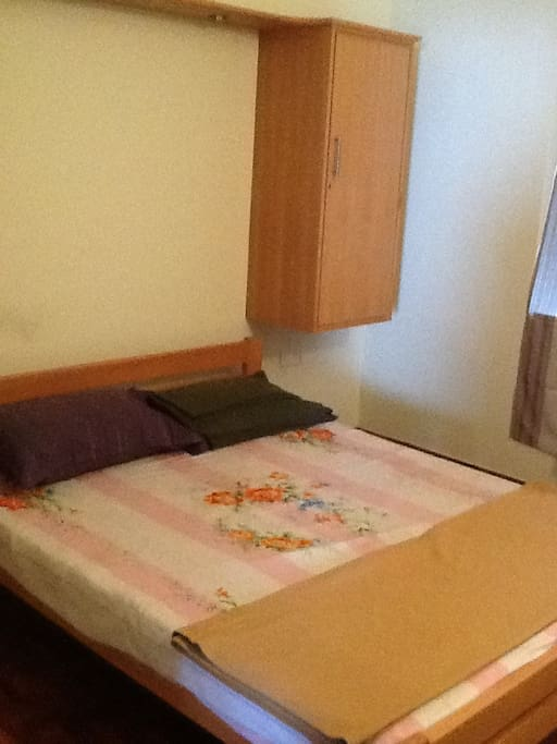 Bedroom1 View