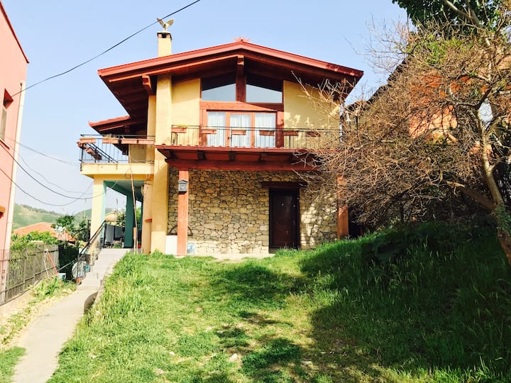 Villa Zeneli, all the comfort for our customers