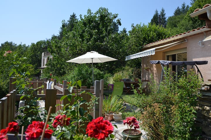 Aulas in the heart of the Cevennes