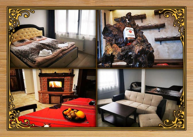 Ski holidays in new rooms and apartments