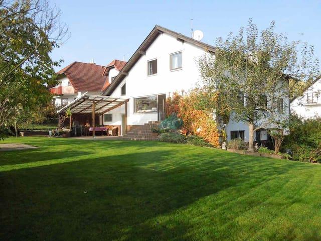 Ruhiges Gästezimmer Nr. 1 Nähe Gießen
