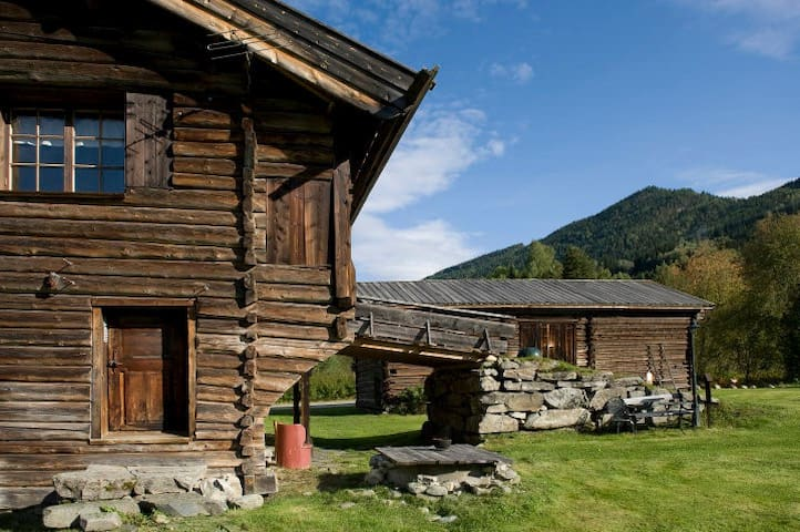 Sevletunet Guestfarm / Bed & breakfast