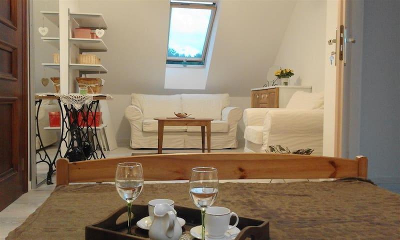 Brzozowe Zacisze przy Trójmieście - Kolbudy - Apartament