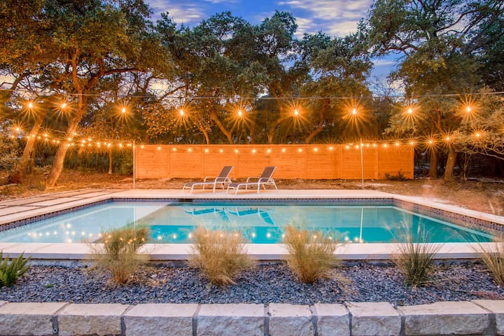 SW Oaks Sanctuary l Sleep 34 l 2 HEATED POOLS