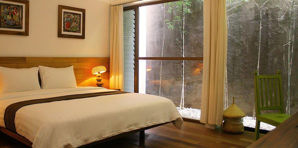Eco Boutique Hotel, Rumah Turi - Surakarta - Maison