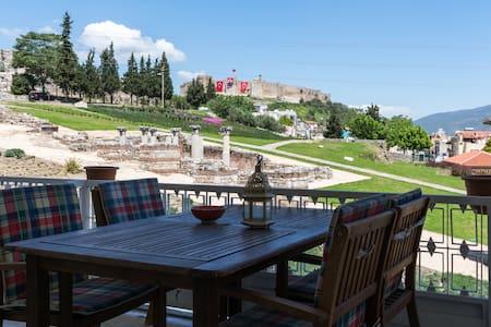 Ephesus Selcuk Castle View Suites-2 - Selçuk