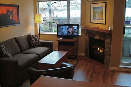 Cozy Whistler Village Studio Condo - 惠斯勒 - 公寓
