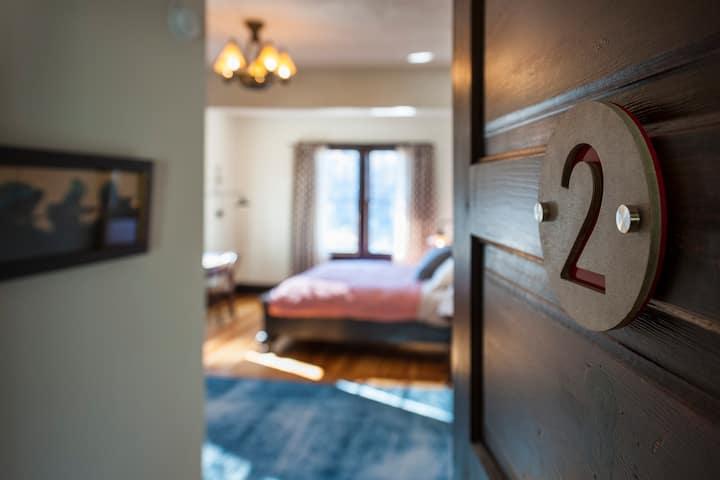 Room 2 - Marshall House Inn