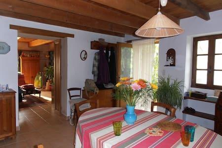 Dormir en Drôme Sud - Clansayes - House