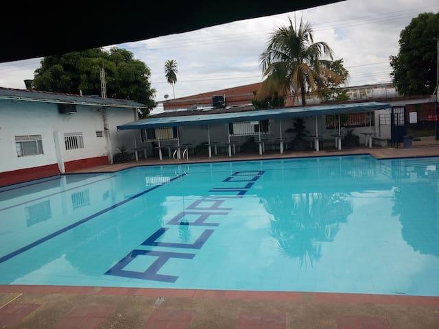 Acapulco en Villavicencio hab 1 - Villavicencio - Aparthotel