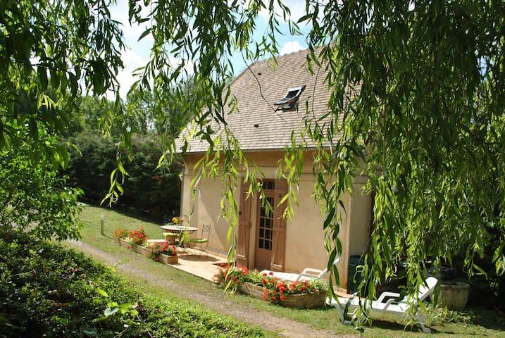 Beau Gite au bord de Loire - Marzy - บ้าน