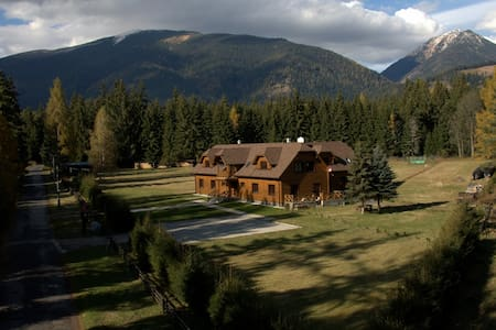 Lodge Sileo - Pribylina - Bed & Breakfast