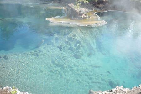 Deidei Hot Springs ZIMS Guesthouse - Bed & Breakfast