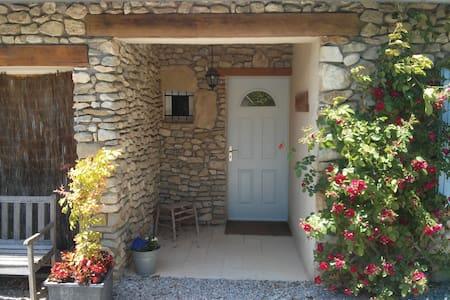 Comfortabel vakantiehuis - Divajeu - Blockhütte