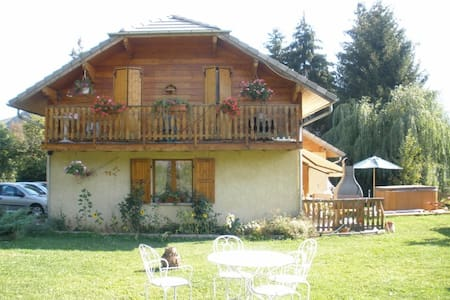 Chambre en montagne - Selonnet - Chalet
