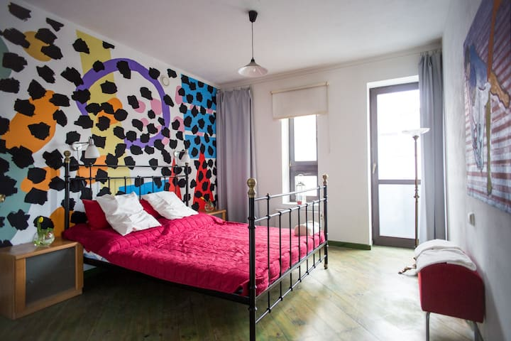 B31 - art room L - double - Warszawa - House