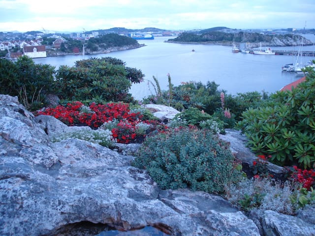 Visit Stavanger, stay in Tananger!