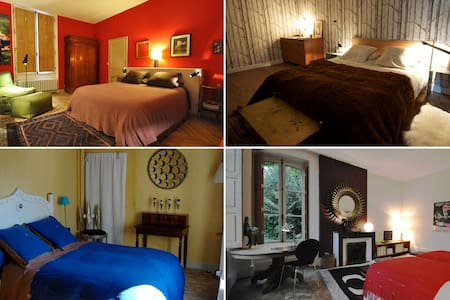 Flamingo Rooms,  4 chambres d'hôtes - Bed & Breakfast