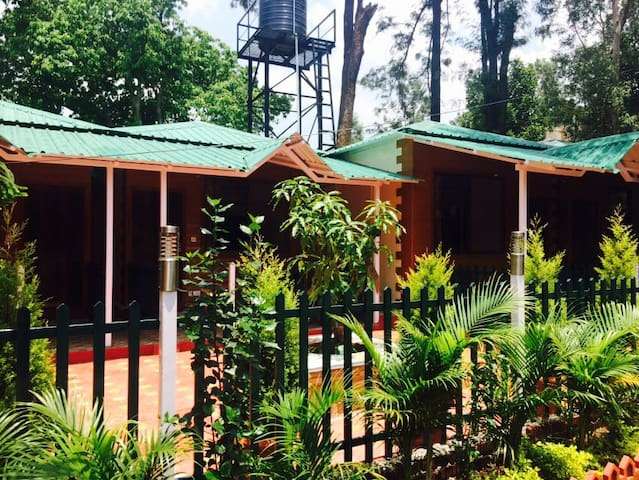 Cozy Luxurious modern and peaceful - Panchgani - Wohnung