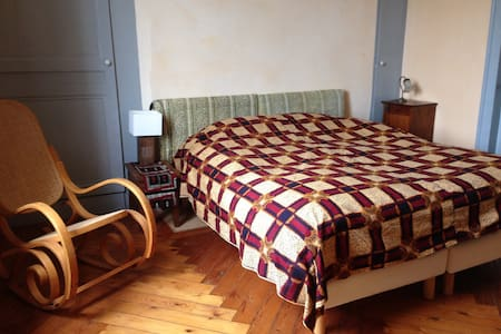 CHAMBRE A 6 KM DE LA MER - Theuville-aux-Maillots - Bed & Breakfast