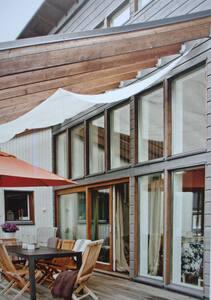 Modern design house full of light - Riihimäki - Haus