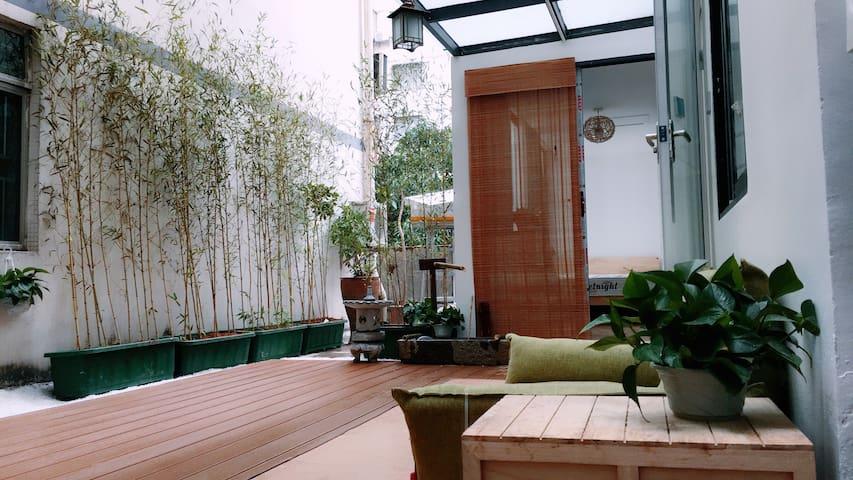 壹梵·逸宿(宝安店) 带私家花园大四房 每个套间有独立卫生间
