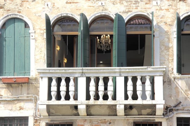 Great view on Canareggio - Veneza - Apartamento