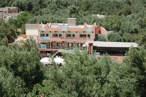 hotel Amalou la perle perdu du sud du Maroc