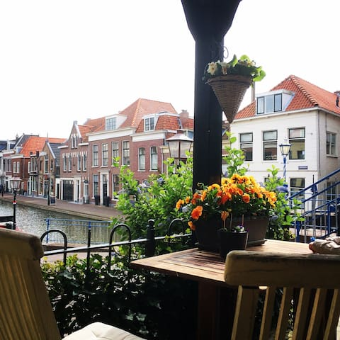 Enjoy picturesque Maassluis! - Maassluis - Haus