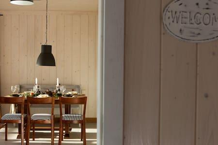 TABASZÓWKA - Apartament No 2  z 2-sypialniami