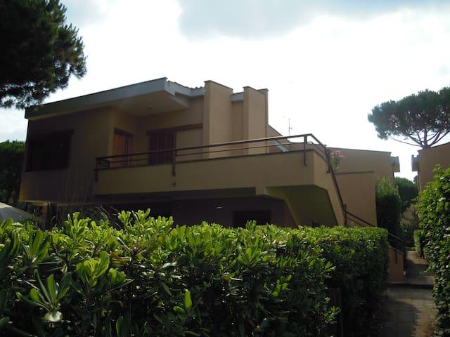 Trilocale residence zona rocchette