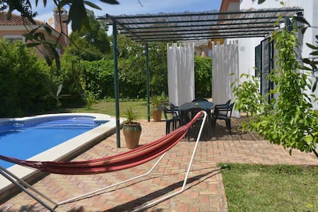 Andalucian house-15min from Seville - Gelves - Bungalo