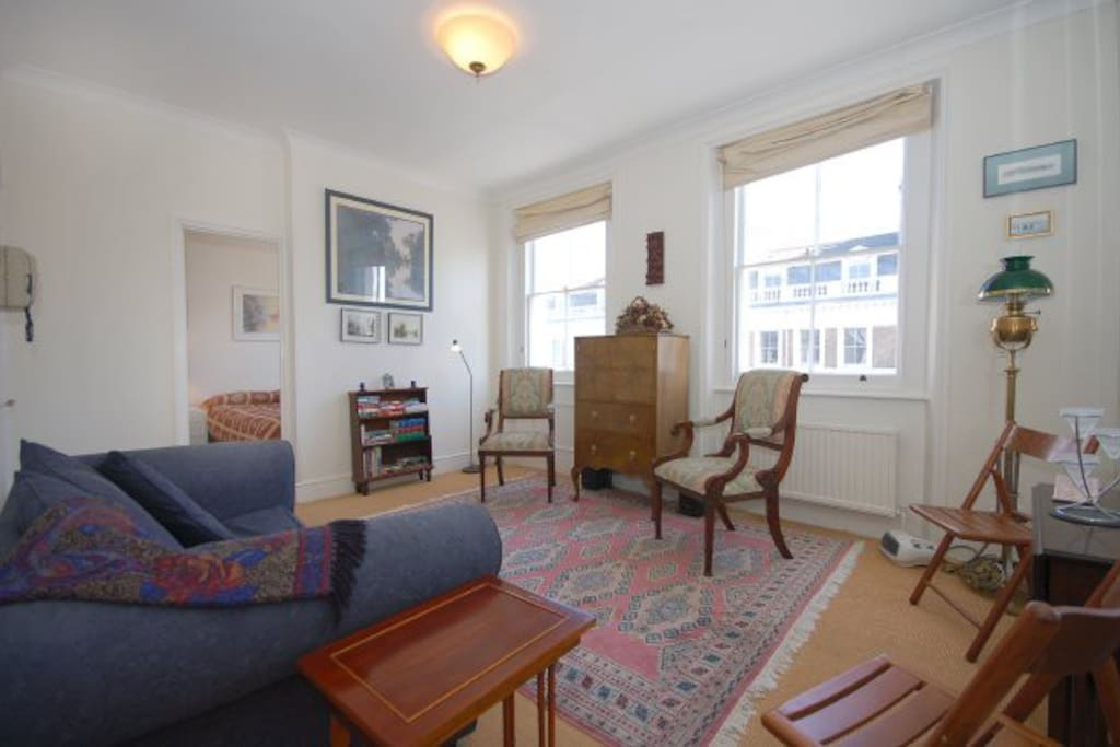 Charming one-bedroom apartment in South Kensington - Flats ...