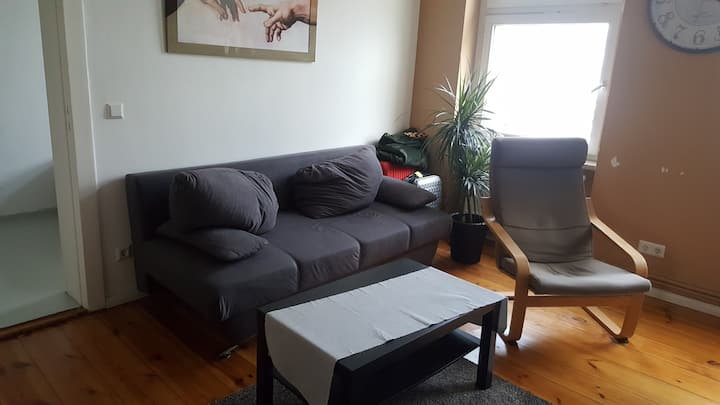 Quiet 2 room apartment