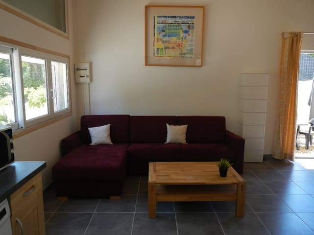 Belle maison dans ville thermale - Gréoux-les-Bains - Huis