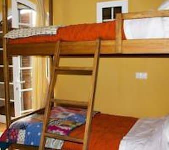 Cama em dormitório 4 - Sao Jorge - Ubytovna