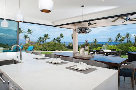 Luxury 5-bd Oceanview Home - Kaanapali - Other