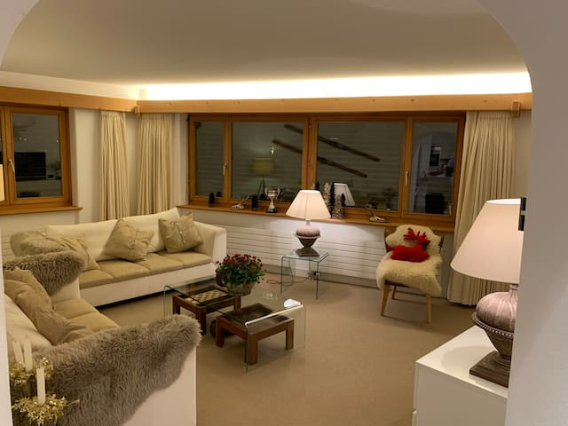 Lovely Apartment in the centre of Klosters