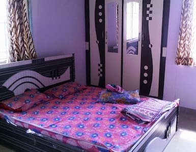 2 BHK Private Flat in Resort & Waterpark