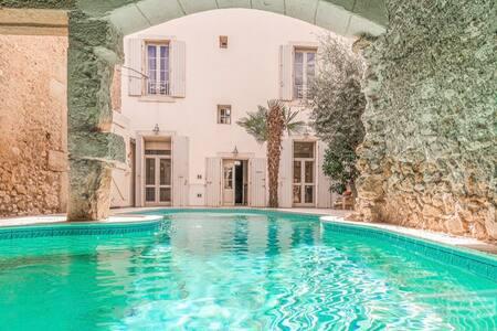 La Capmàs, maison de 320 m2 avec piscine privée