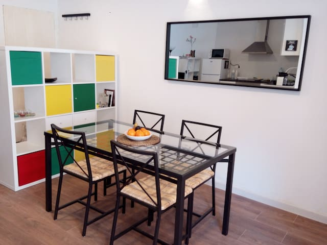 to Discover BCN: Cozy apartment with private patio - Barcelona - Apartment