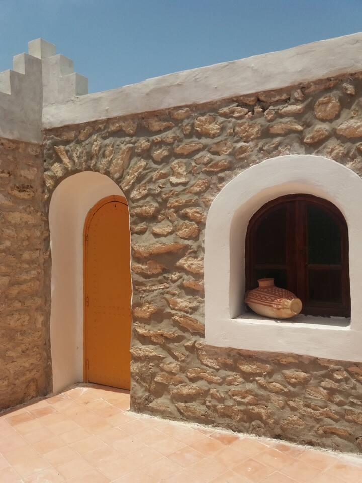 Ranch de Sidi kaouki chambre 1